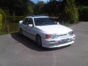 Rouse Sport 302-R Cosworth is 1 of just 3 surviving examples