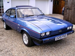 Capri 2.8 Injection Special continues to dish out old skool RWD fun, whilst sounding the business