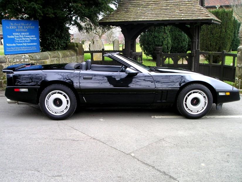 sold corvette c4 5 7 v8 convertible manual 43000miles magnaflow rh sargentsofsussex co uk 1989 Corvette 1992 Corvette