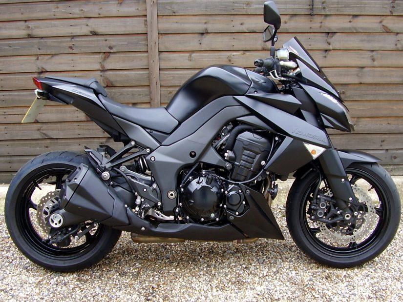 Sold Kawasaki Z1000 Ddf Black Edition 1 Owner 3400 Miles 2013 13