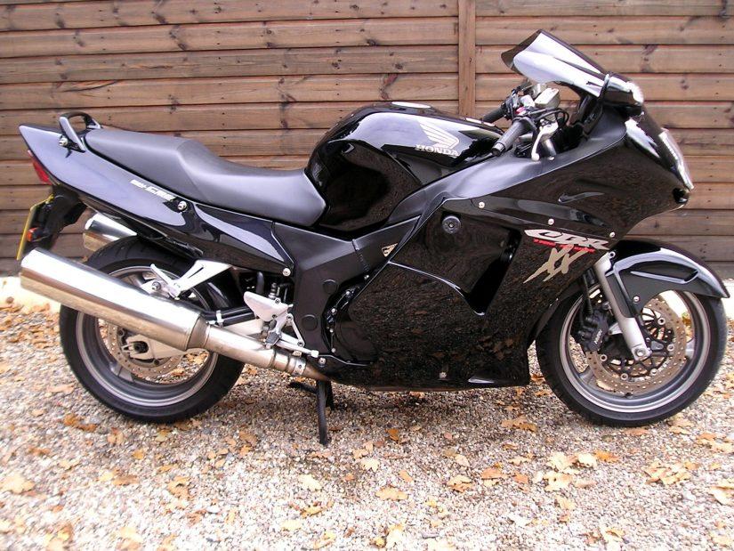 SOLD Honda CBR1100XX 6 Super Blackbird 2007 07 Reg Sargents Of