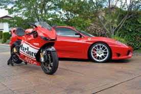 Ducatis and Ferraris will be seen at Goodwood's October Breakfast Club meeting
