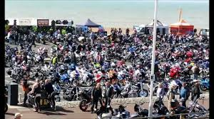 1000s upon 1000s of bikers will be at the seafront this bank holiday Monday