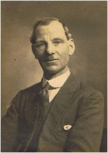 My great grandfather, and founder of Sargents of East Grinstead Ltd, Henry James Sargent