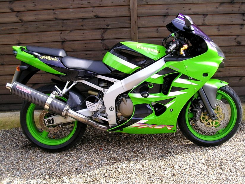 Sold Kawasaki Zx 6r J2 20000 Miles Nice Options 2001 Y Reg