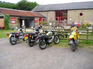 A quartet of classics at Little Farthingloe Farm Cafe, Dover