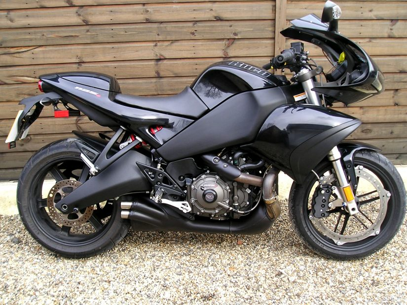SOLD Buell 1125R 2 Owners 1900 Miles Pristine And