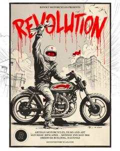 Revolution+Show