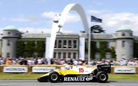 The Goodwood Festival of Speed is a unique experience, the best of it's kind