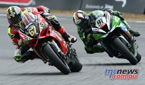 In Superbikes, either Shakey or Leon will be crowned champion this weekend